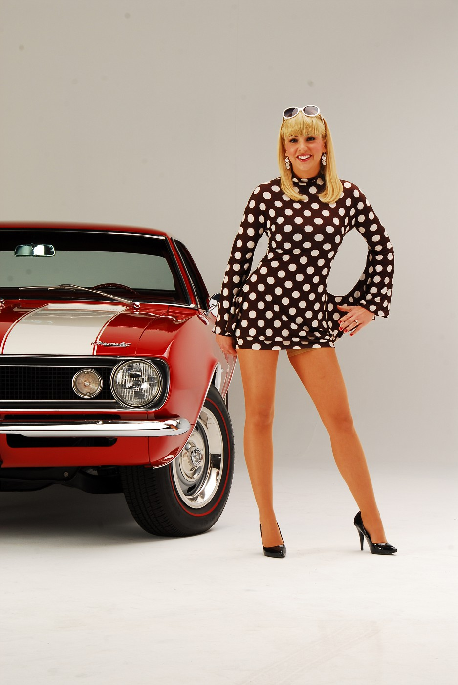 1967 Camaro Z28 with Courtney Day 04