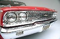 1963 Ford Galaxie 500 XL 427 R-code front grille detail 2