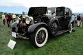 1928 Lincoln L Holbrock Cabriolet front exterior view