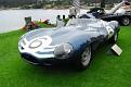 1955 Jaguar D-Type front exterior view
