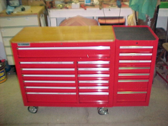 Let S See Your Tool Organization Hot Rod Forum