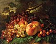 Peaches and Grapes [1890]