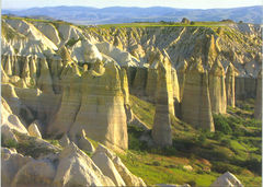 Turkey - Baglidere Valley Rocks