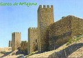 Spain - ARTAJONA CITY WALL