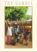 Gambia - Traditional Family PE