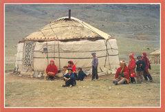 Kyrghyzstan - Nomade PE
