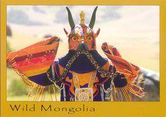 Mongolia - Tsam Mask NF