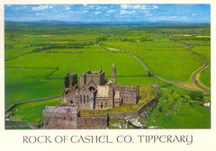 Ireland - Rock of Cashel Cemetery