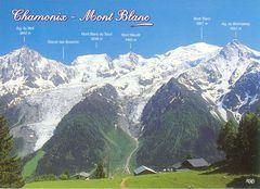 74 - SAVOIE HAUTE - Chamonix Mont Blanc