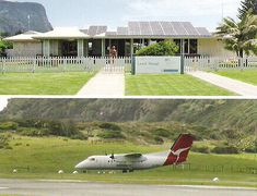 Lord Howe Island - Airport