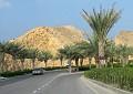 Muscat - En Route to Al Jissah