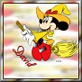 Minnie as witchTDavid