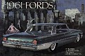 1961 Ford, Brochure. 01