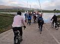 Auffahrt auf die Weserfähre