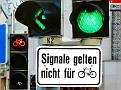 Kein Grün für Radler! :-(