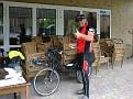 At bike control