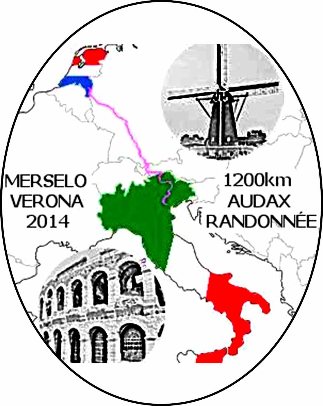 Logo Merselo-Verona