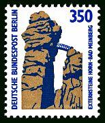 Briefmarke Externsteine