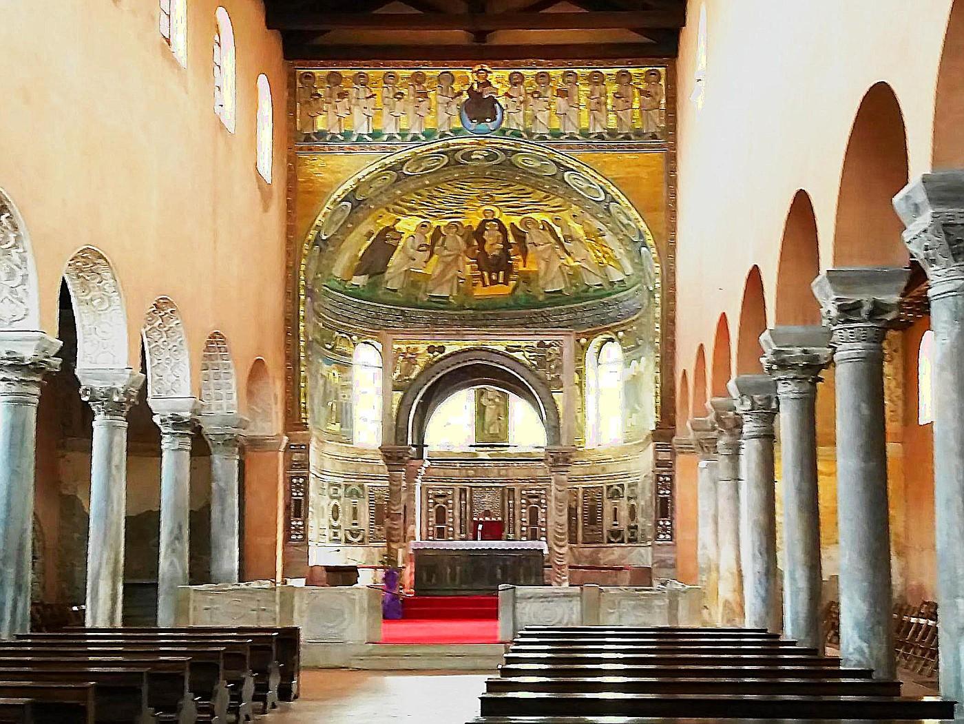 Eufrasiana Basilika