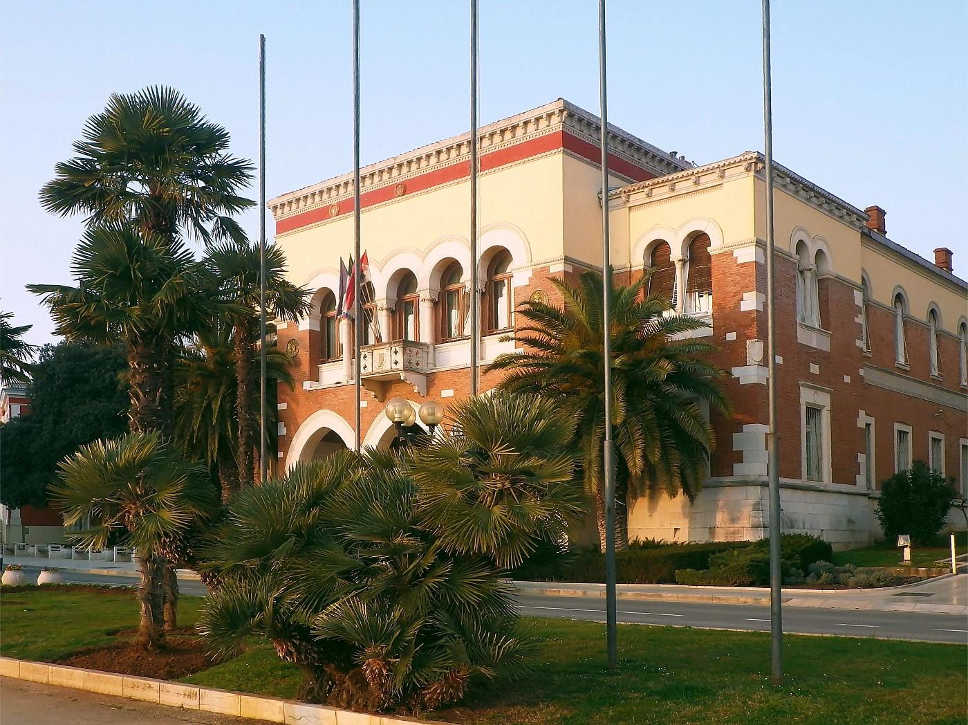 Rathaus Gradska palača