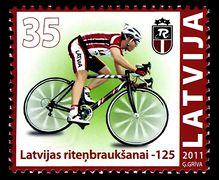 Latvijas riteņbraukšanai