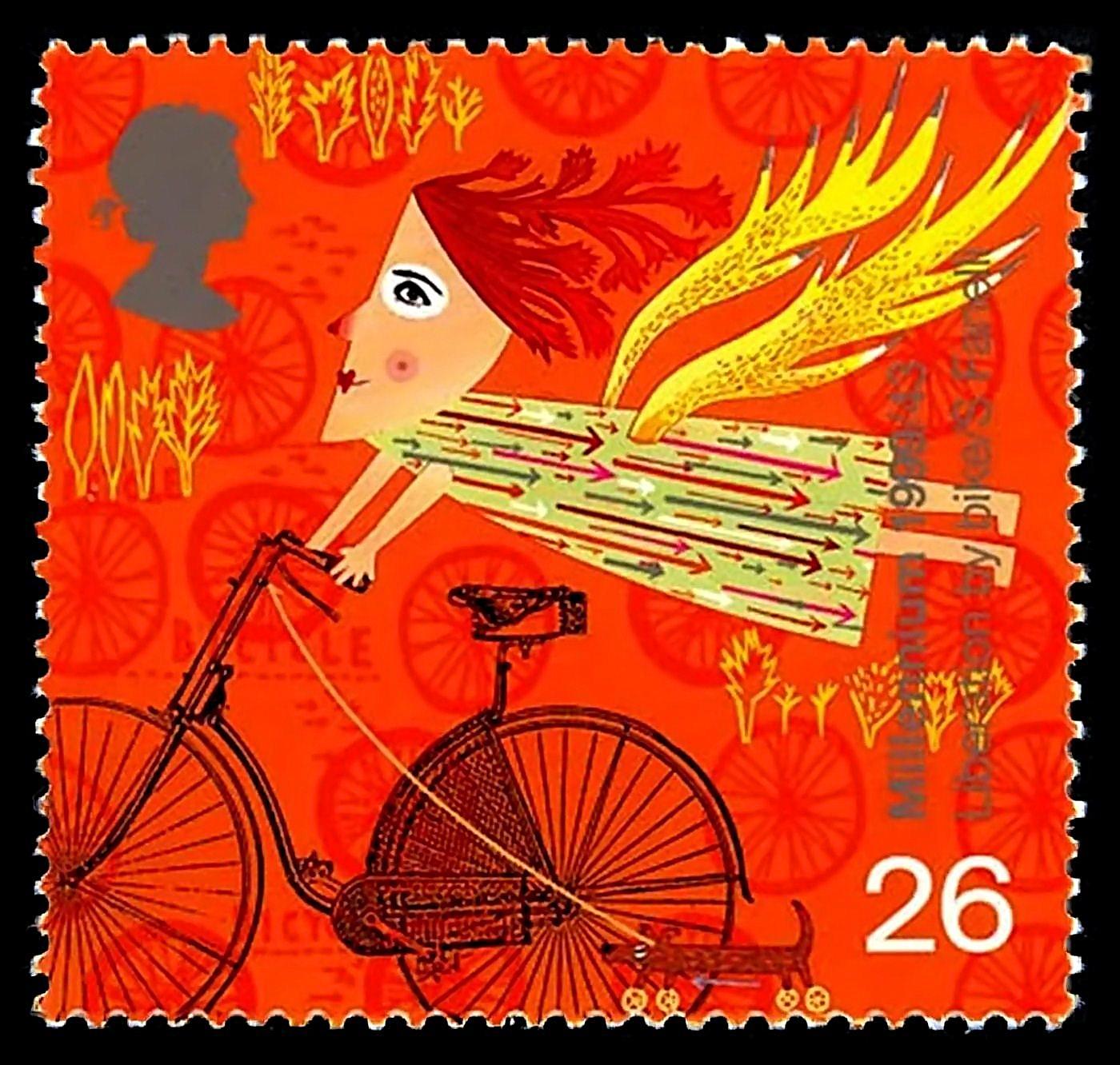 Liberation by bike
