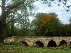 Brücke über die Alme