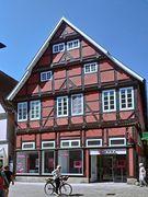 Fachwerkhaus in der Klosterstraße