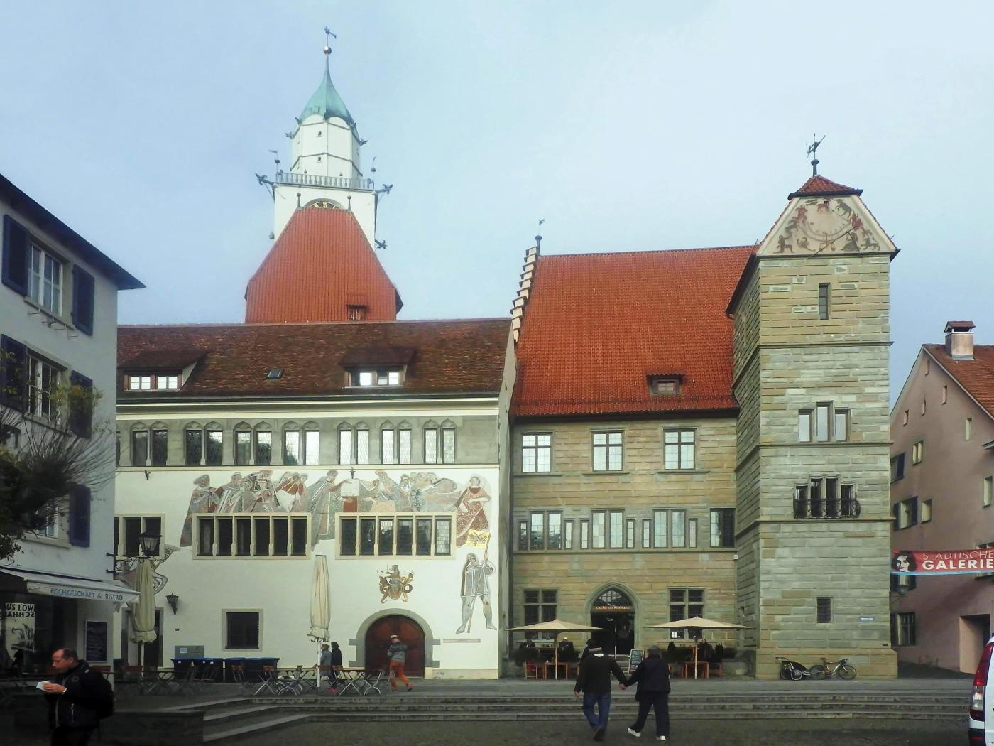 Marktplatz Überlingen
