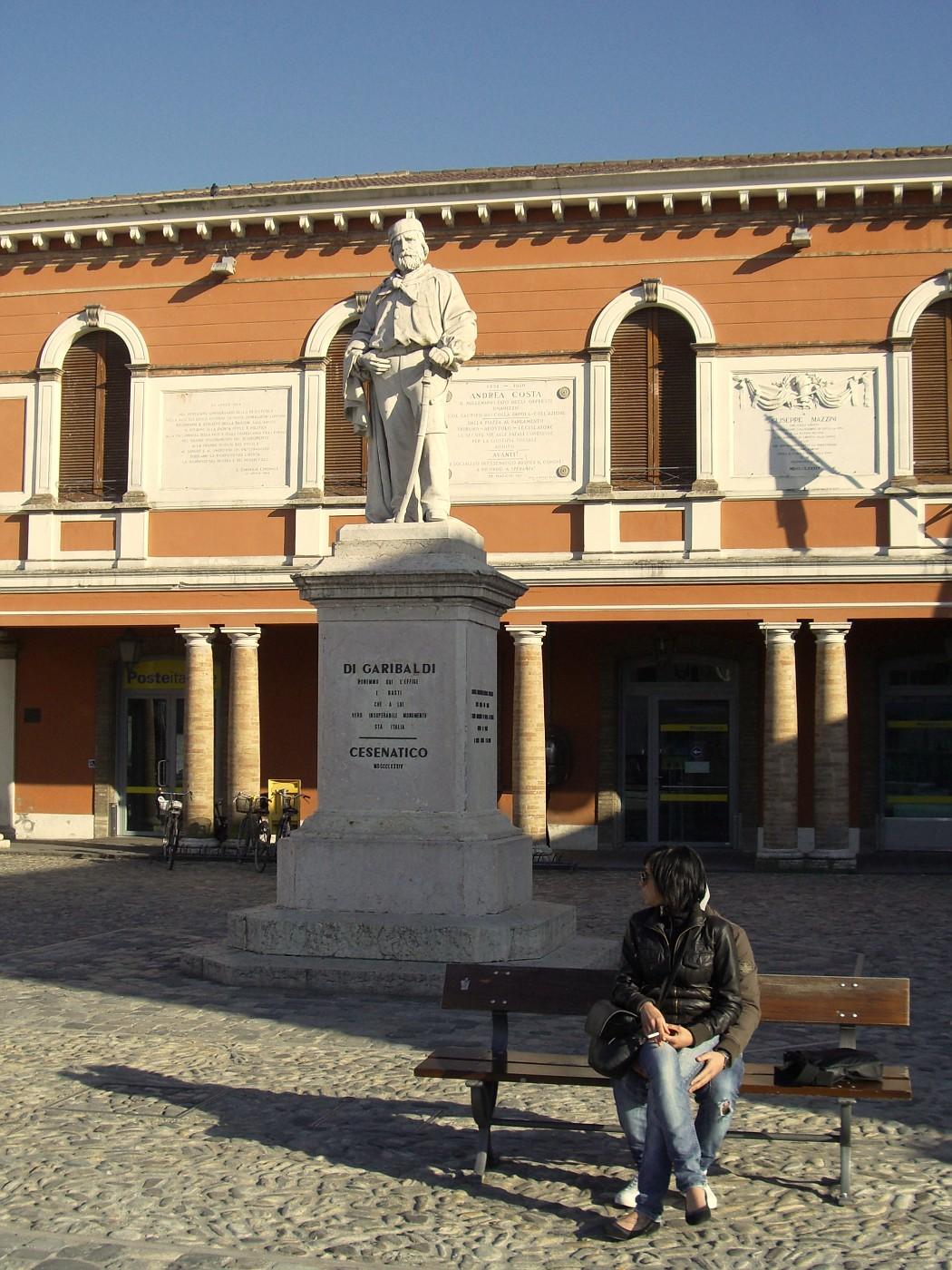 Monumento di Garibaldi