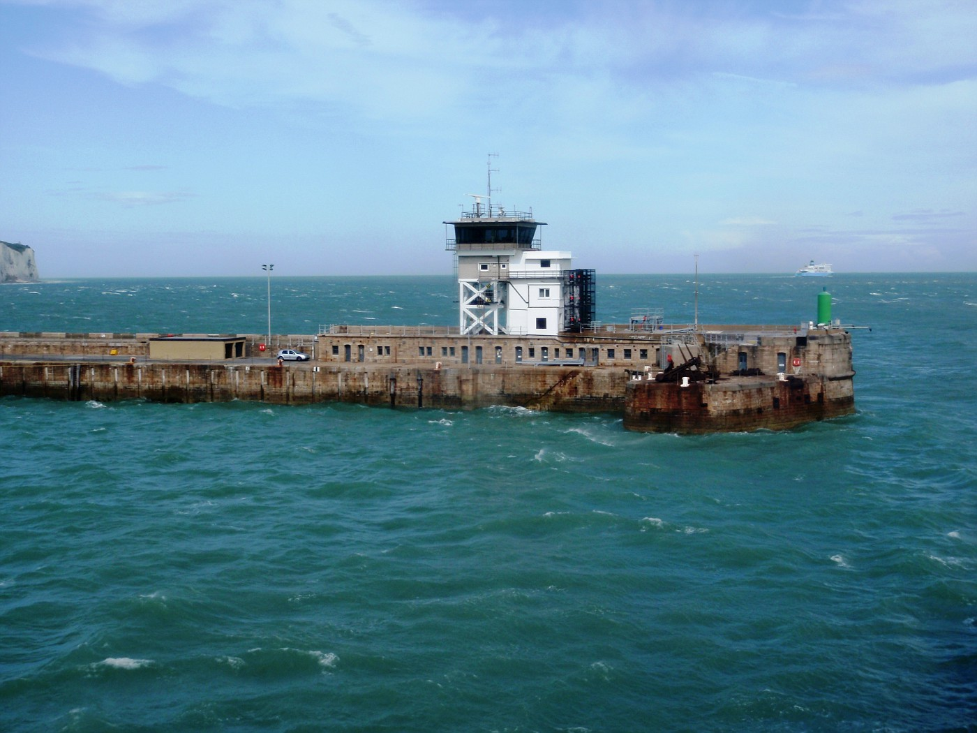 Harbour mole of Dover