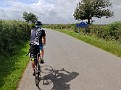 A Dutchman arriving County Durham