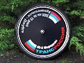 """The """"disc""""-wheel is ready!"""