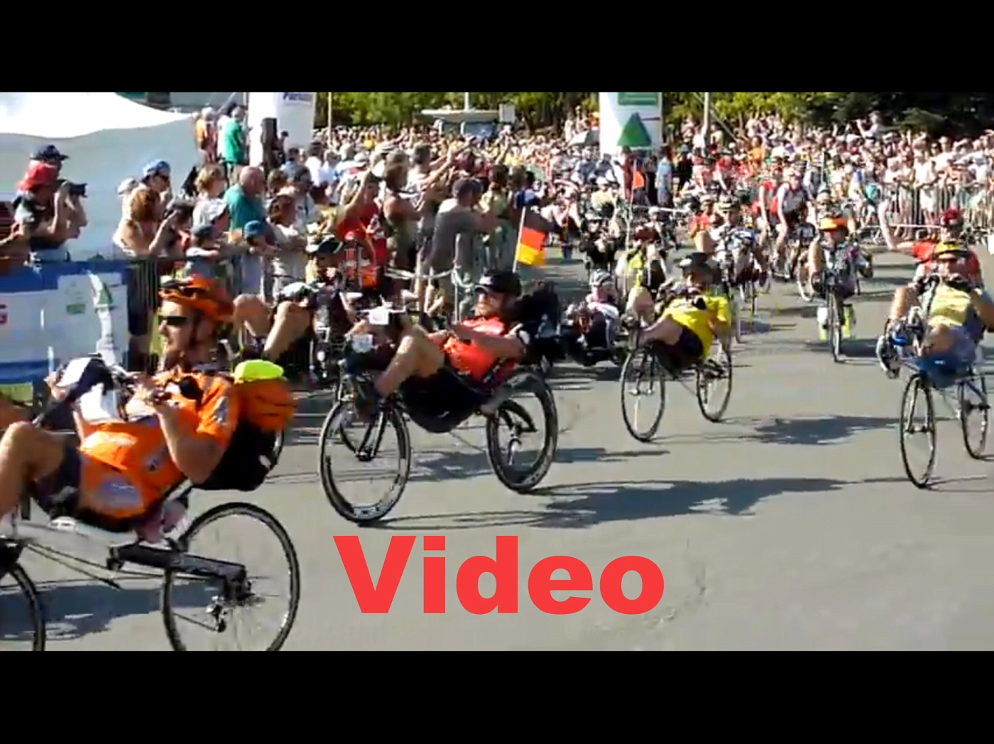 VIDEO: Manfred starts with the special bikes group