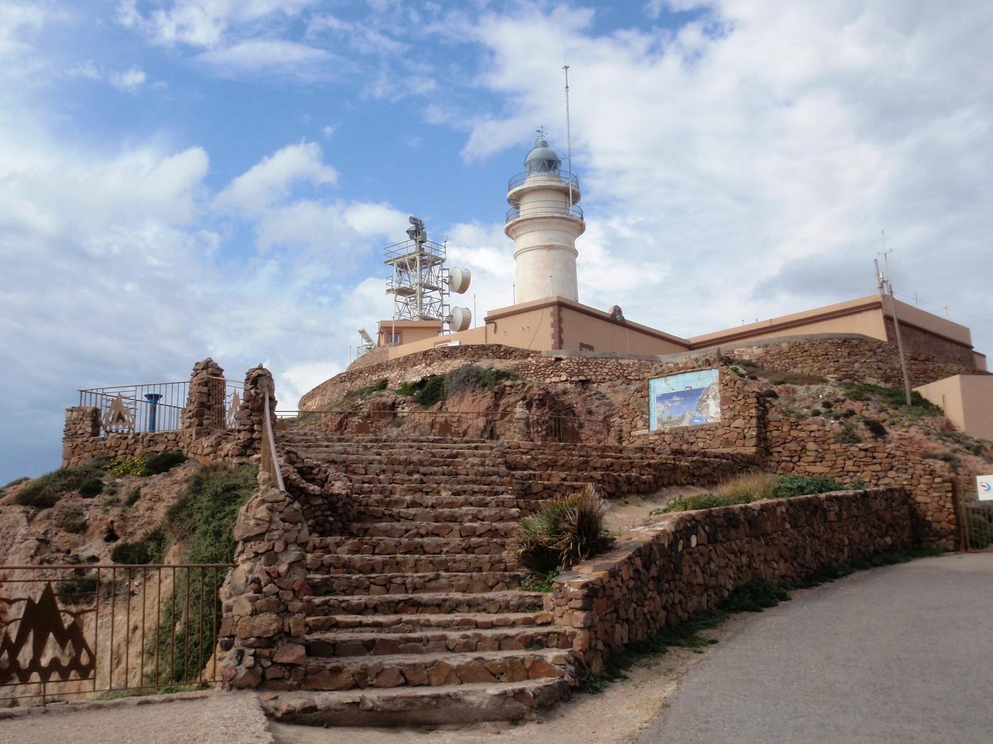 Faro Capo de Gata