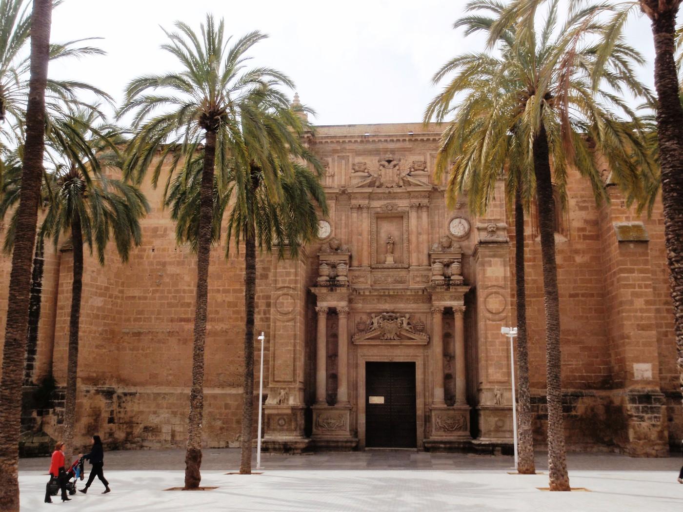 Catedral de Almería.