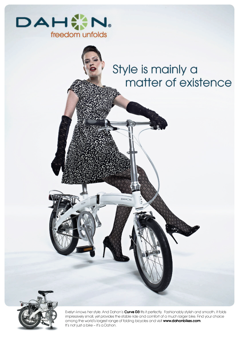 Style is mainly a matter of existence