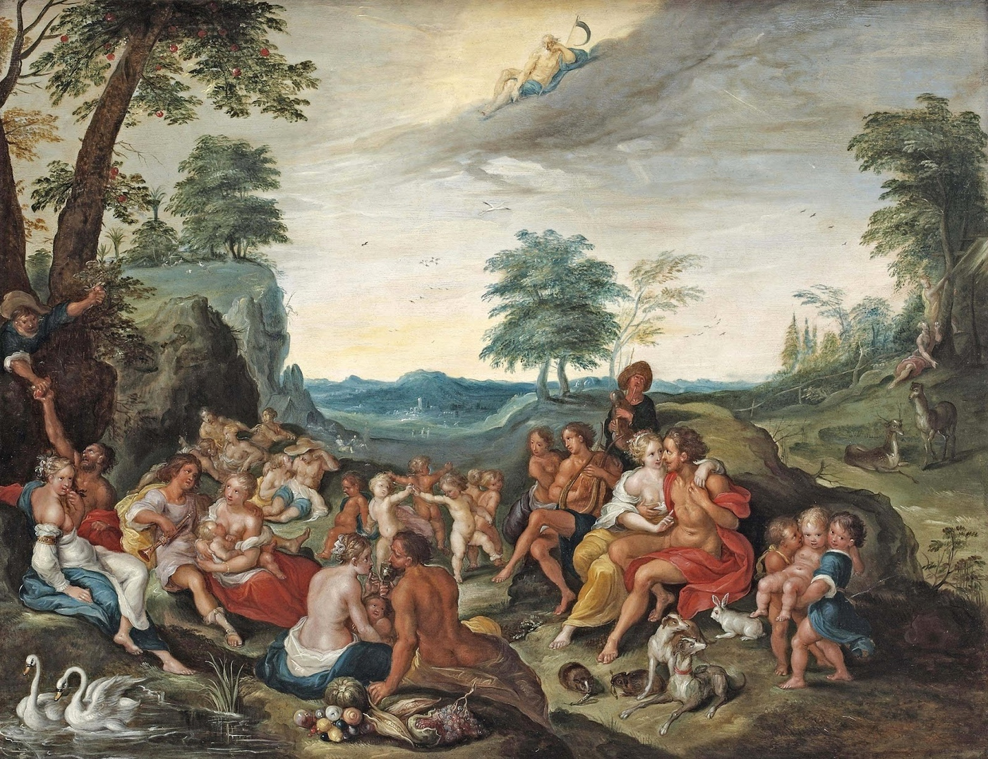 allegory of the cage comparison of Tip: the allegory of the cave is presented in book vii of the republic, plato's theory of forms describes the general theory this allegory is speaking to i suggest checking out books vii and viii of the republic for these theories, and then also ix for plato's theory of the five regimes (its all loosely.