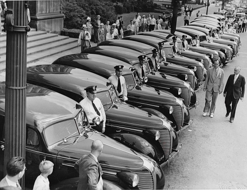 OH - Cleveland Police 1938