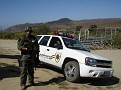 US - Marines Camp Pendelton Police