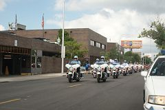 Chicago PD Memorial Ride to Remember - July