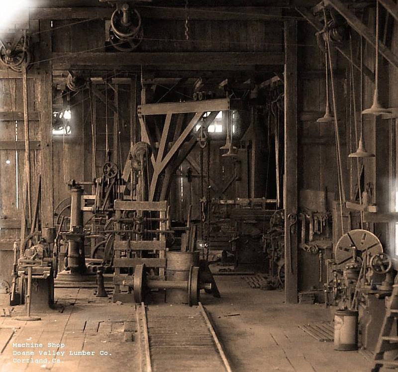 Photo Photoshop Test Doane Valley Shops Logging