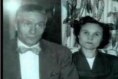 Rev. Roy T. Lowe and his wife, Mary Elizabeth (Vann) Lowe