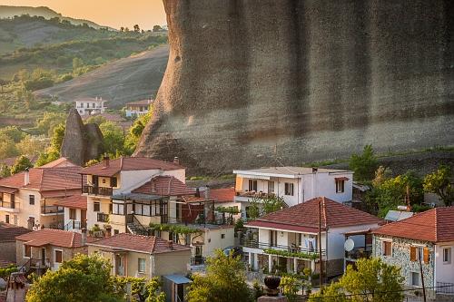 Meteora, Kastraki
