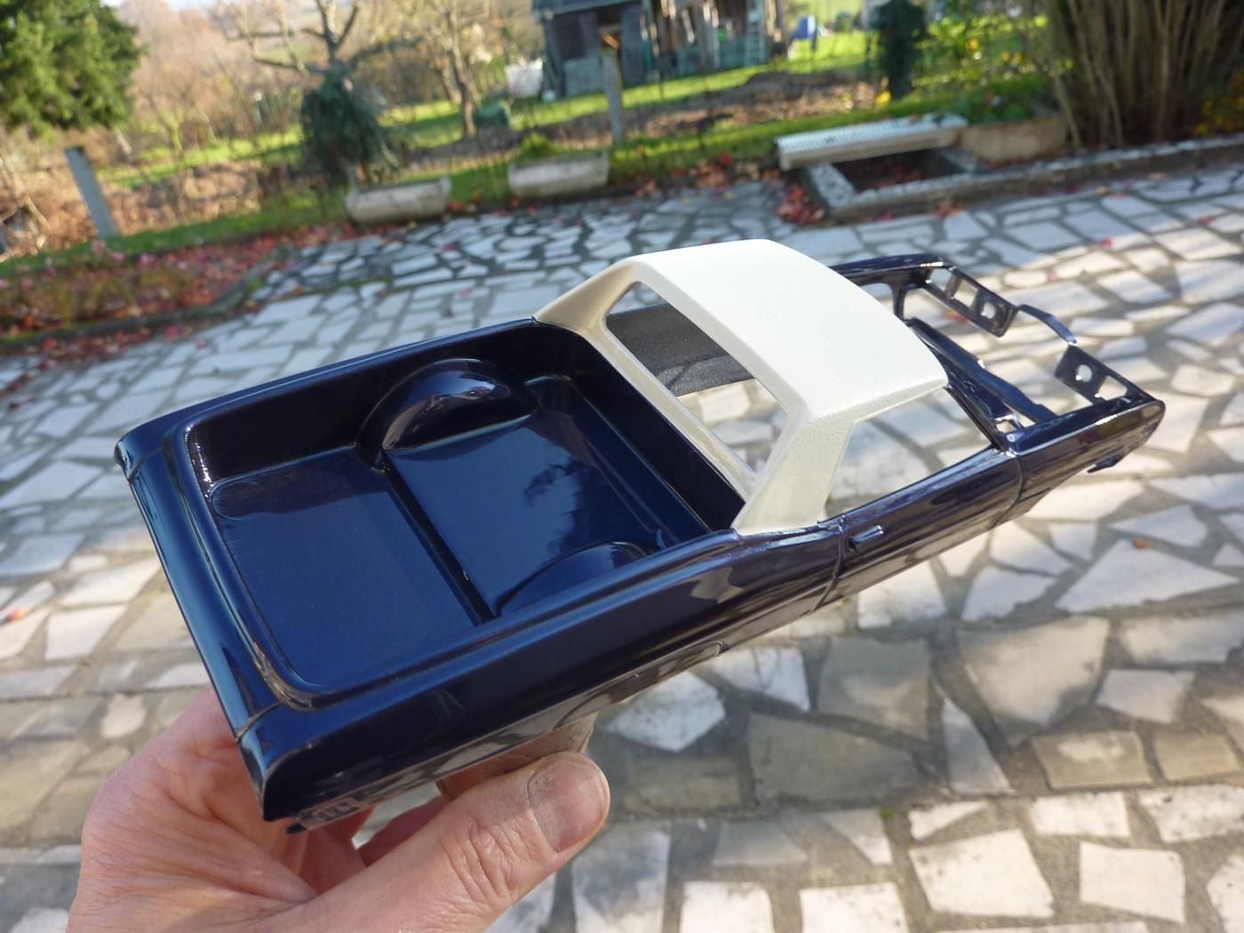 Pontiac Bonneville  70 Pick Up terminée Photo4-vi