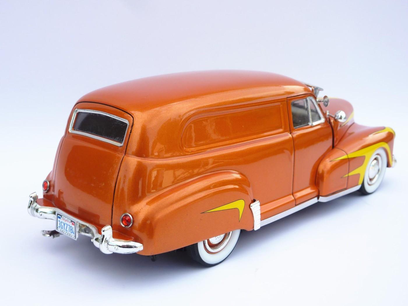 Refection complete d'une ancienne Chevy 51 Fleetline terminée - Page 2 Photo3-vi