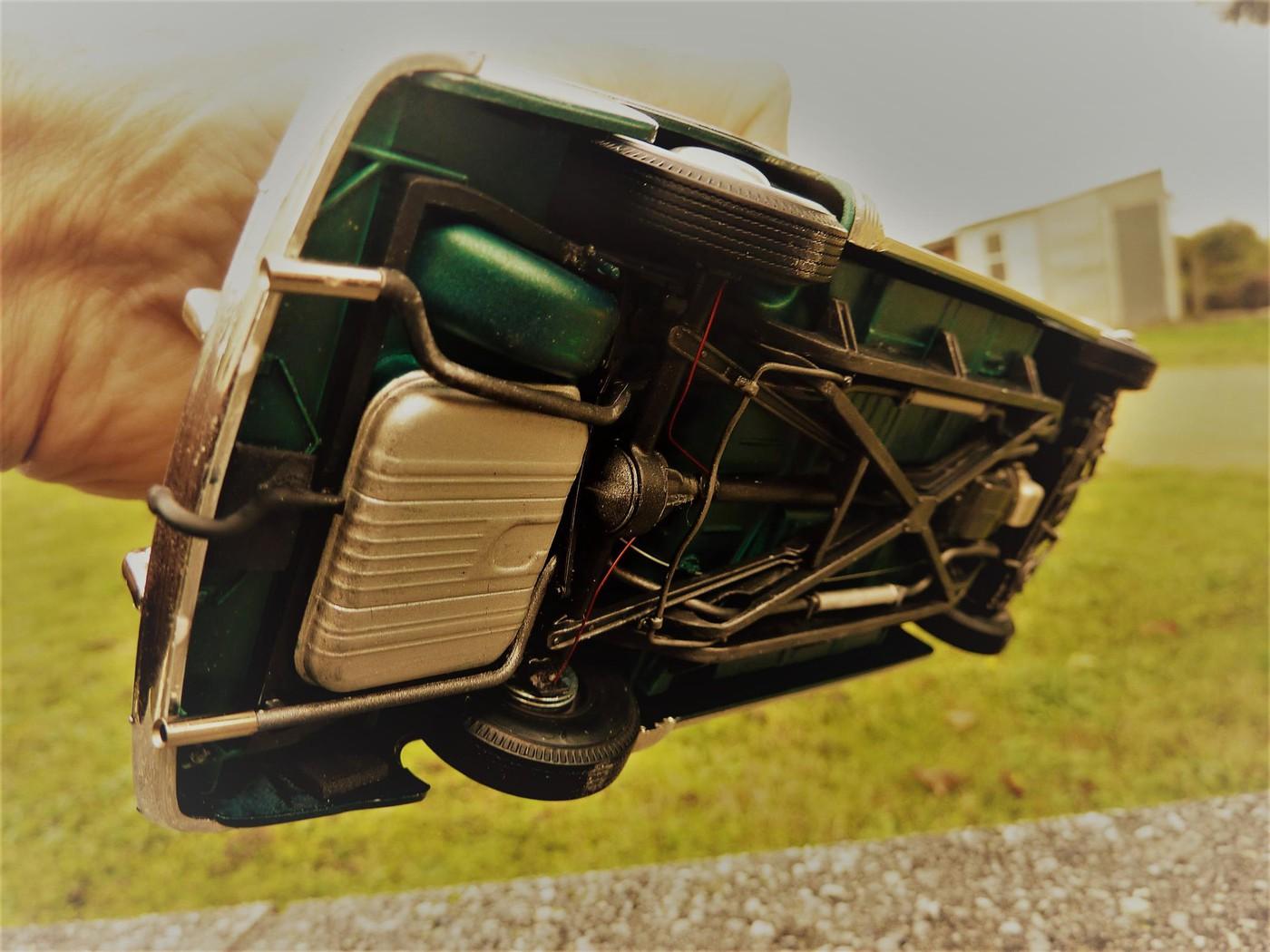 Projet Oldsmobile 50 avec remorque assortie terminé Photo31-vi
