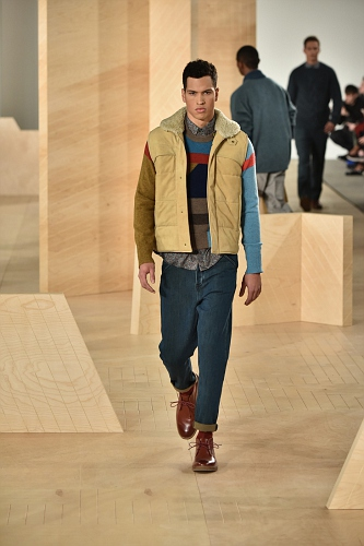 Perry Ellis FW16 Mens 608