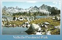 BRITISH COLUMBIA - Valhalla Provincial Park