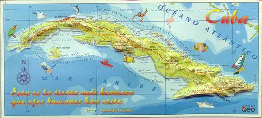 00- Map of Cuba 3